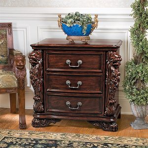 Lord Raffles Lion Occasional Table