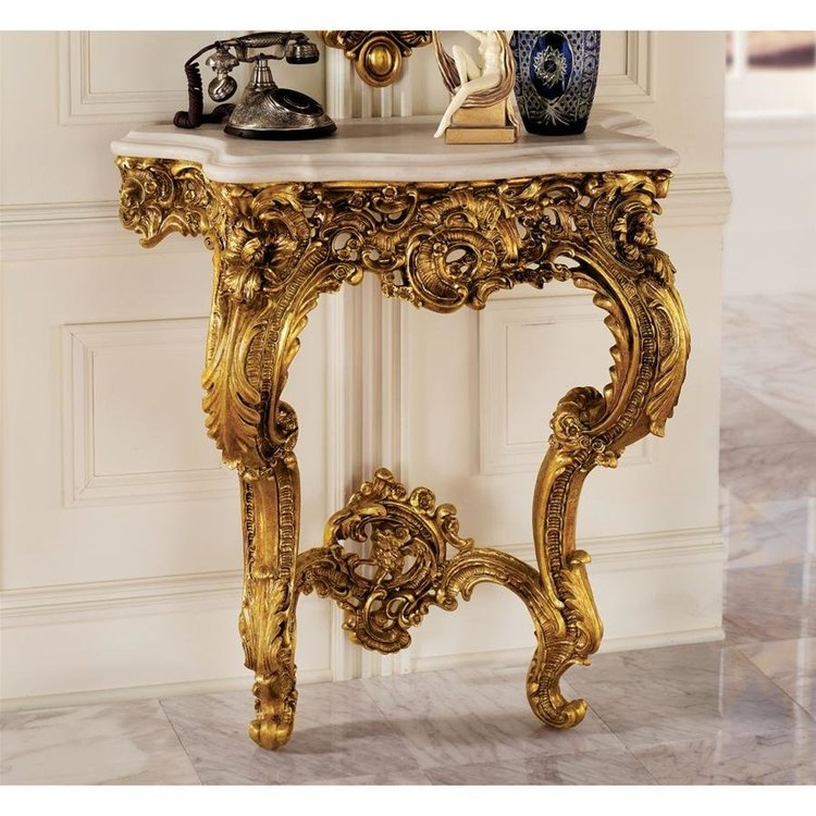View larger image of Madame Antoinette Wall Console Table