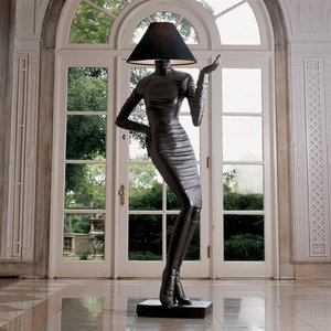 Mademoiselle Haute Couture Lamps