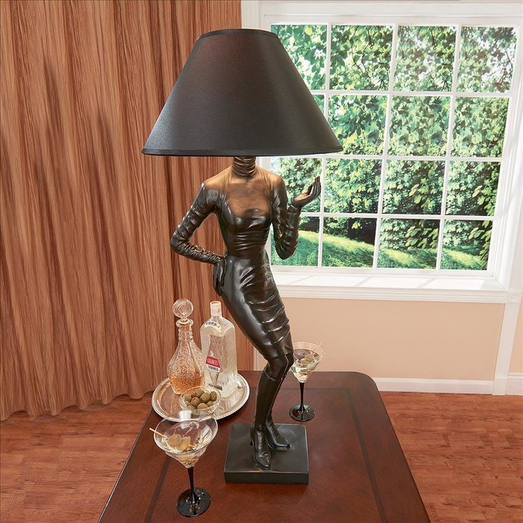 View larger image of Mademoiselle Haute Couture Table Lamp