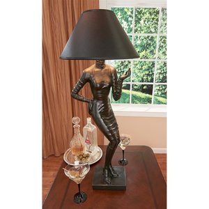 Mademoiselle Haute Couture Table Lamp