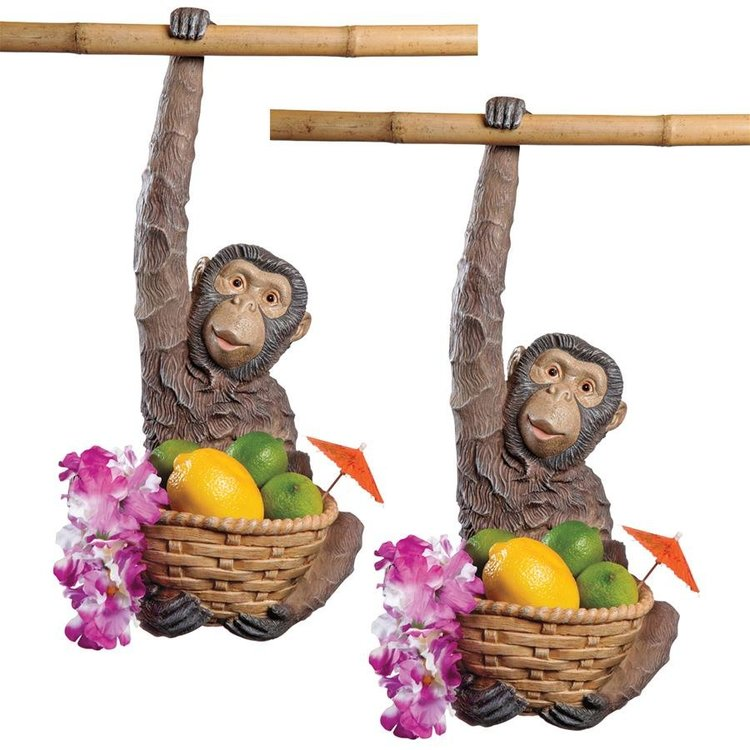 View larger image of Monkey Business Hanging Sculpture