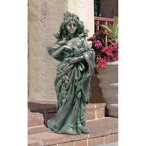 Mother Nature: Maiden of the Forest Statue