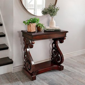 Mucha Console Table