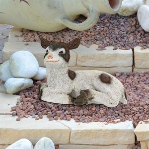 New Kids on the Farm Baby Goat Animal Statues: Juliet
