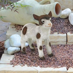 New Kids on the Farm Baby Goat Animal Statues: Romeo