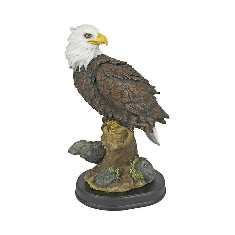 View larger image of Noble Strength Bald Eagle Statues
