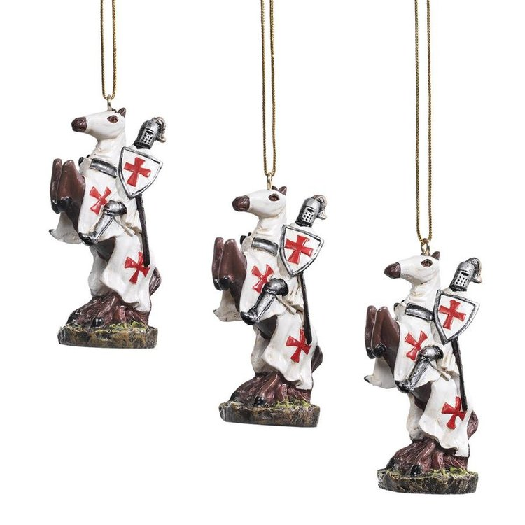 View larger image of Order of the Teutonic Knights Holiday Ornament Collection
