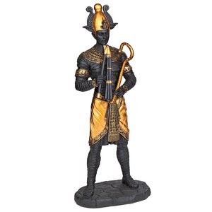 Osiris, Egyptian Lord of the Dead Statue