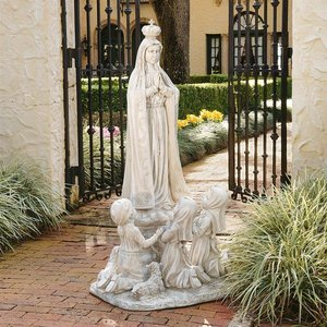 Our Lady of Fatima Religious Statue