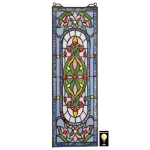 Palais-Royal Tiffany-Style Stained Glass Window