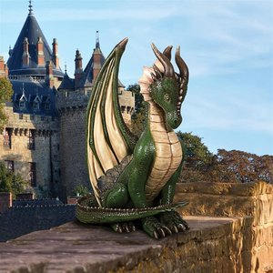 The Papplewick Boggs Dragon Statue: Large