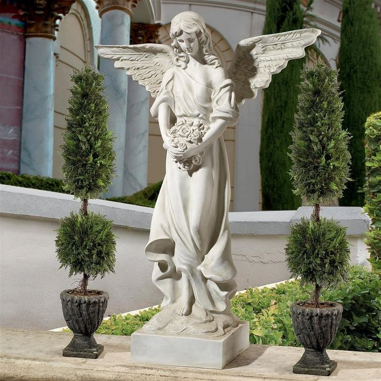 View larger image of Pathway to Heaven Angel Statue