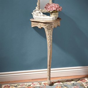 Petite Louis XV Style Console Table