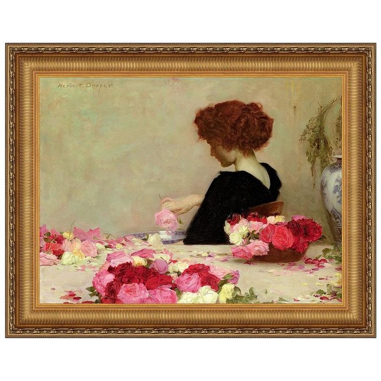 View larger image of Potpourri, 1897: Canvas Replica Painting: Small