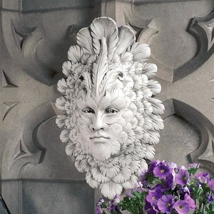 Presence of Carnevale Wall Sculpture