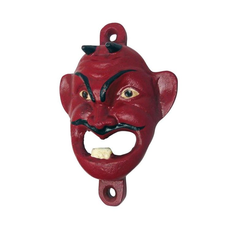View larger image of Red Devil Cast Iron Bottle Opener