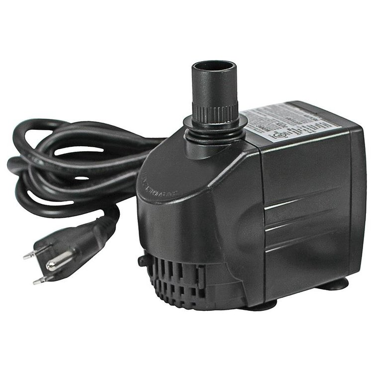 View larger image of Replacement Pump For Earth Witness Buddha Lighted Fountain: Medium
