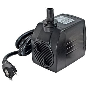Replacement Pump For Wandering Leaf Metal Tower Fountain