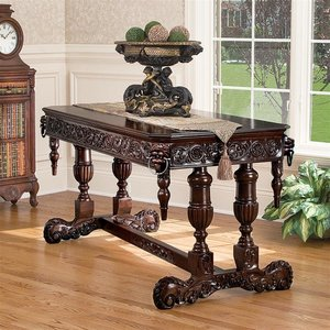 Sir Benedict's Renaissance Library Table