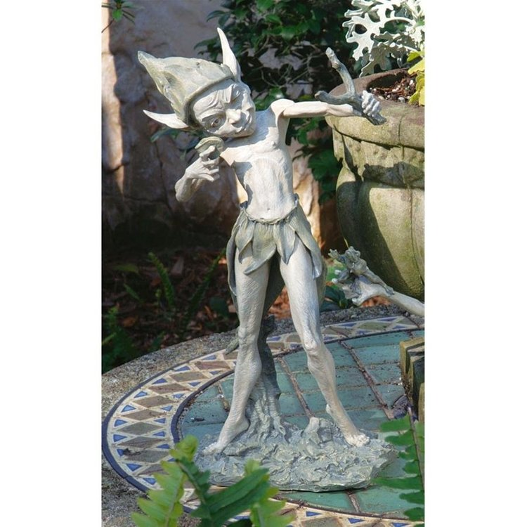 View larger image of Sling Garden Pixie Sculpture