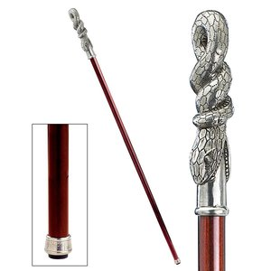The Padrone Collection: Snake Walking Stick