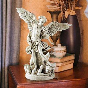 St. Michael the Archangel Statue Collection: Gallery Resin Statue