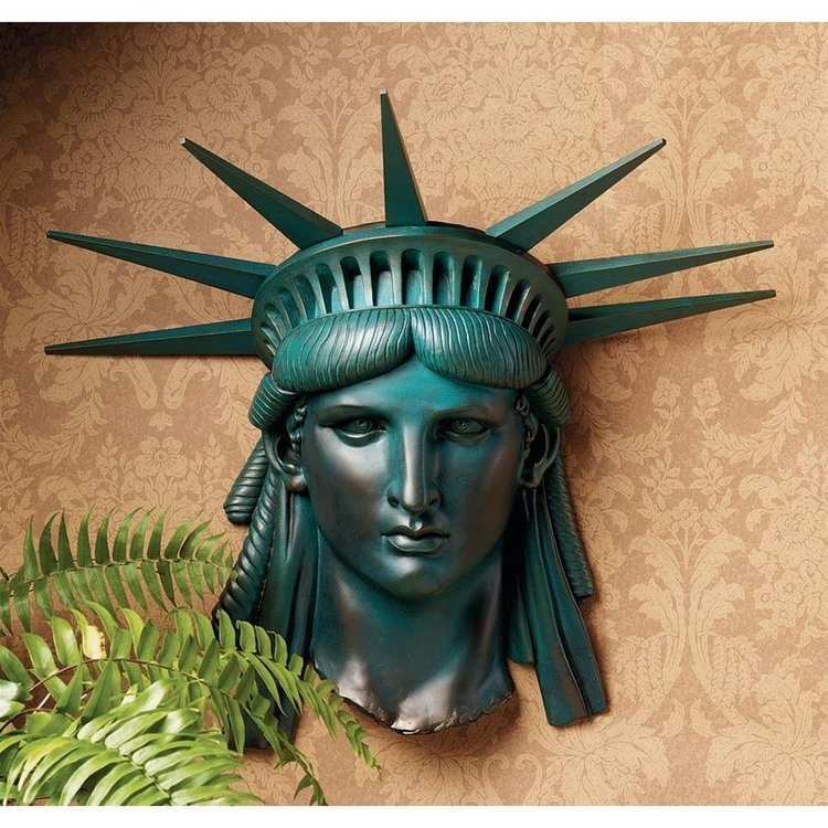 View larger image of Statue of Liberty (1886) Wall Frieze