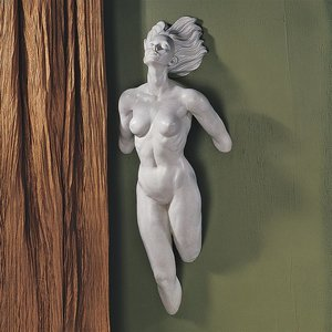 Stepping Out Wall Sculpture