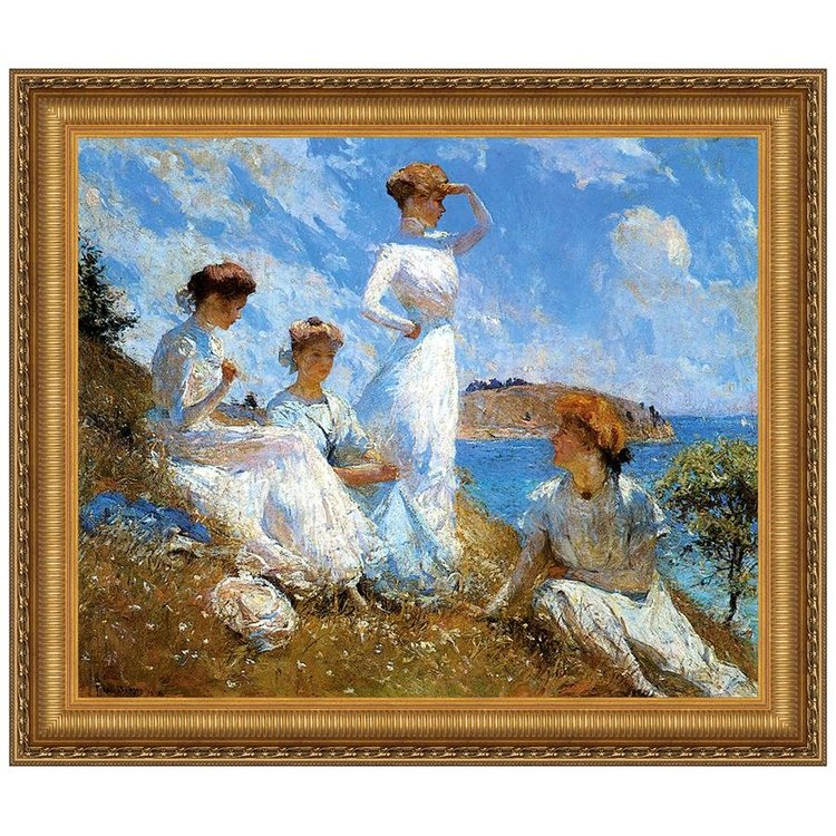 View larger image of Summer, 1909: Canvas Replica Painting