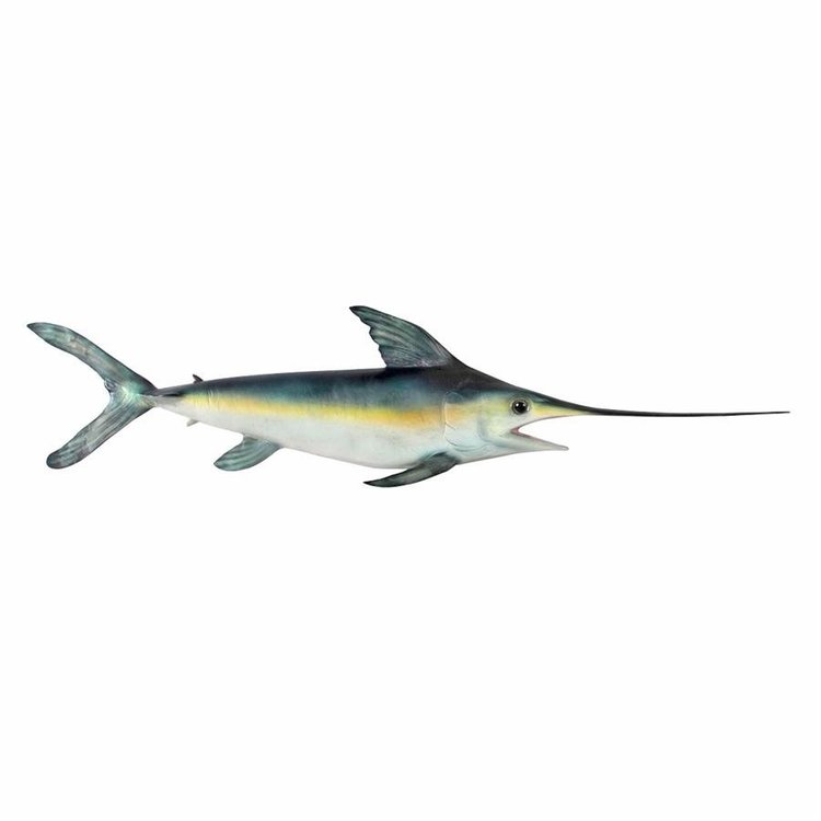 View larger image of Swordfish Wall Mount Trophy Sculpture