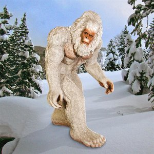 The Abominable Snowman Life-Size Yeti Statue