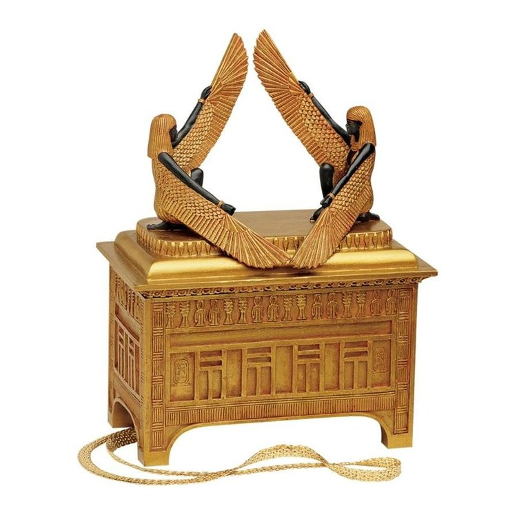View larger image of The Ark of the Covenant Sculptural Box: Grande