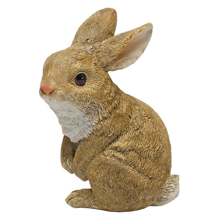 View larger image of The Bunny Den, Garden Sitting Rabbit Statue