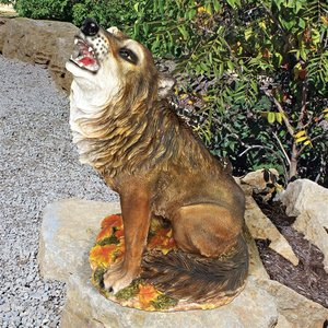 The Clever Coyote Statue