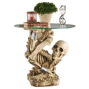 The Contortionist Skeleton Table
