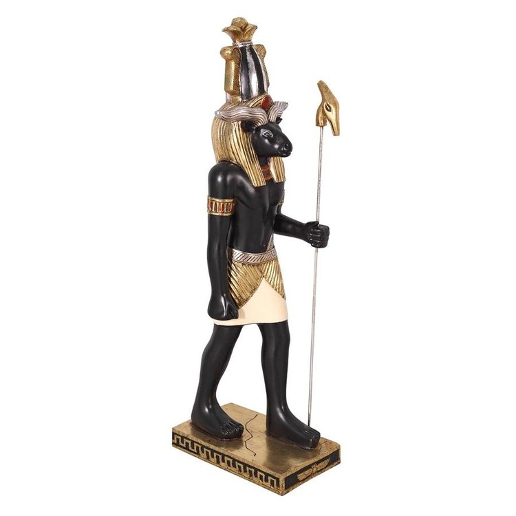 View larger image of The Egyptian God of the Nile: Khnum Statue