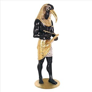The Egyptian Grand Ruler Collection: Life-Size Thoth Statue