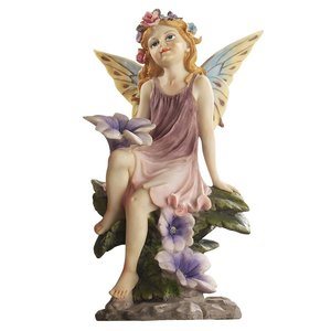 The Fairy Dust Twins Garden Collection: Flower