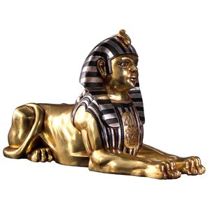 The Famed Egyptian City of Alexandra Sphinx Statue