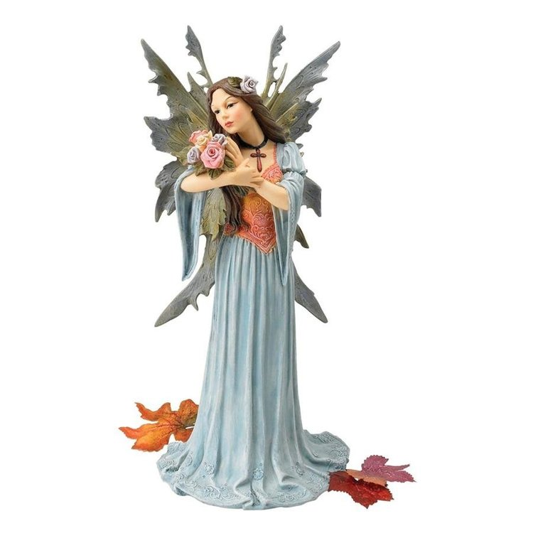 View larger image of The Forest Fairies Sculpture: Skye Fairy