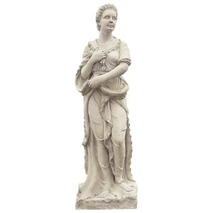 The Four Goddesses of the Seasons Statue: Winter (Statue Only)