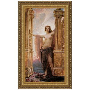 The Gates of Dawn, 1900: Canvas Replica Painting: Large