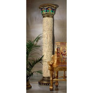 The Giant Columns of Luxor