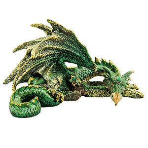 The Gothic Dragon of Mordiford Statue