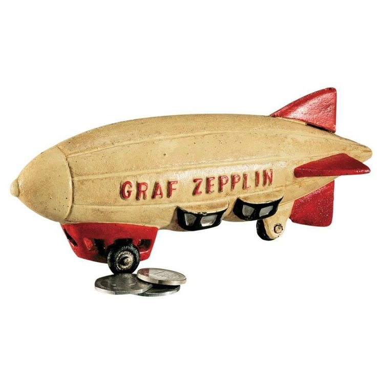 View larger image of The Graf Zepplin Collectible Replica Toy