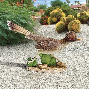 The Great Roadrunner Statues: Set of Two