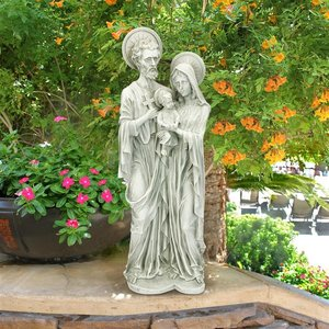 The Holy Family Sculpture: Large
