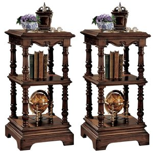 The Lord Pimlicoe Etagere: Set of Two