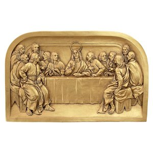The Lord s Supper Wall Sculpture